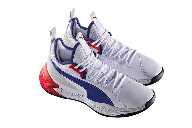 Puma Palace Guard OG Uproar Retro Basketball Sneaker Detroit Pistons 3376a51a2