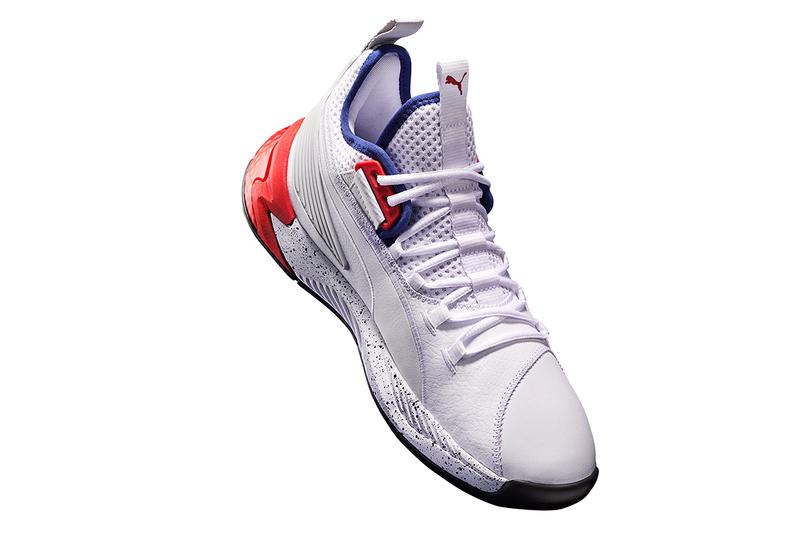 Puma Palace Guard OG Uproar Retro Basketball Sneaker Detroit Pistons