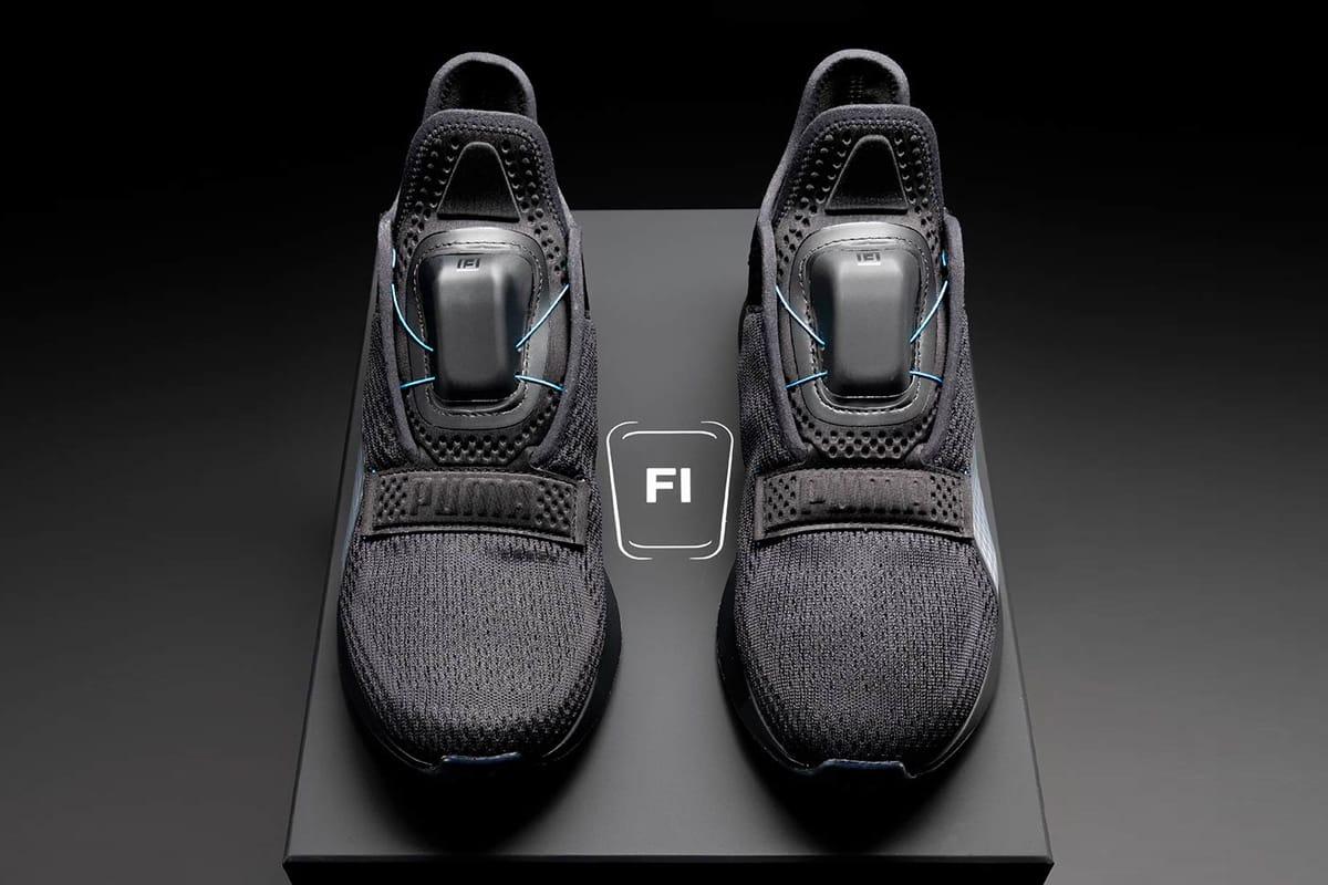 puma self lacing shoes price