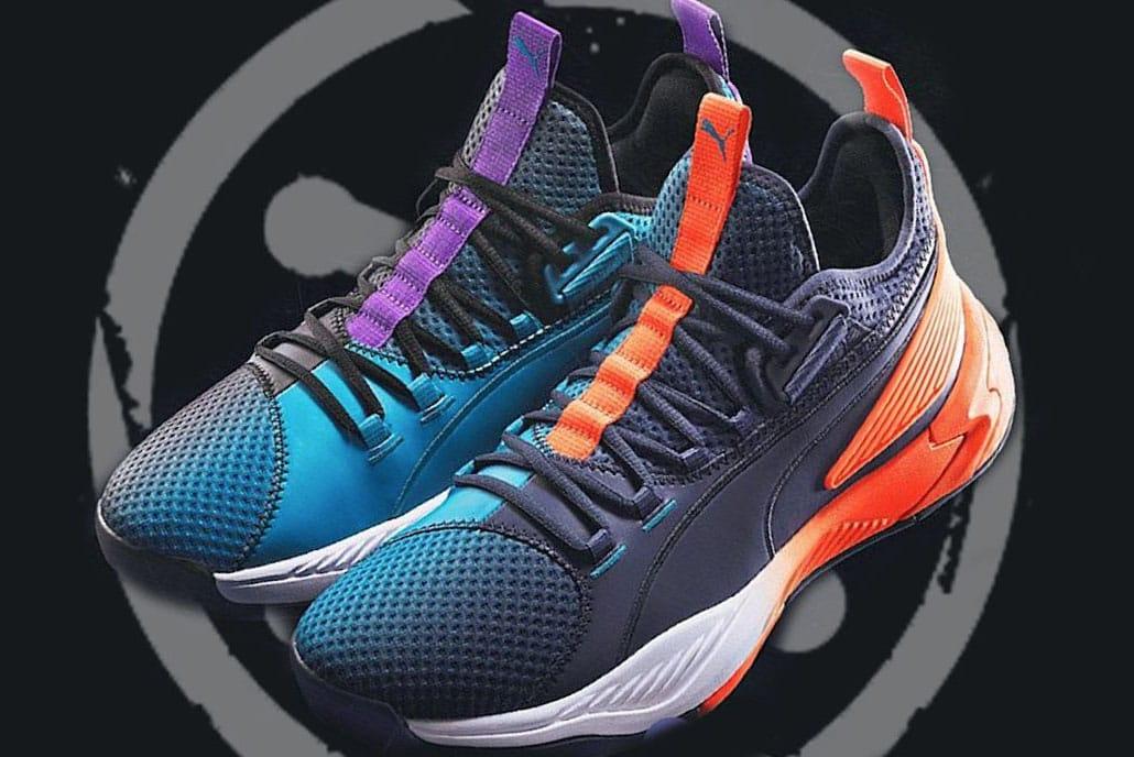 PUMA Uproar Basketball Sneaker Release