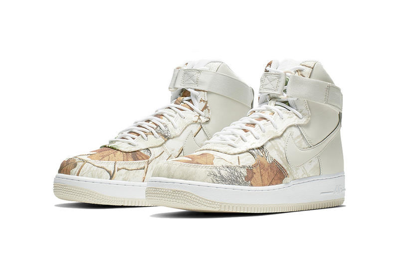 nike air force 1 high realtree nike sportswear footwear 2019 february