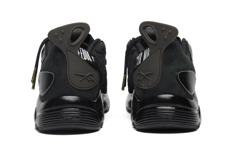 Reebok by Pyer Moss Daytona Experiment 2 all black sneaker release exclusive