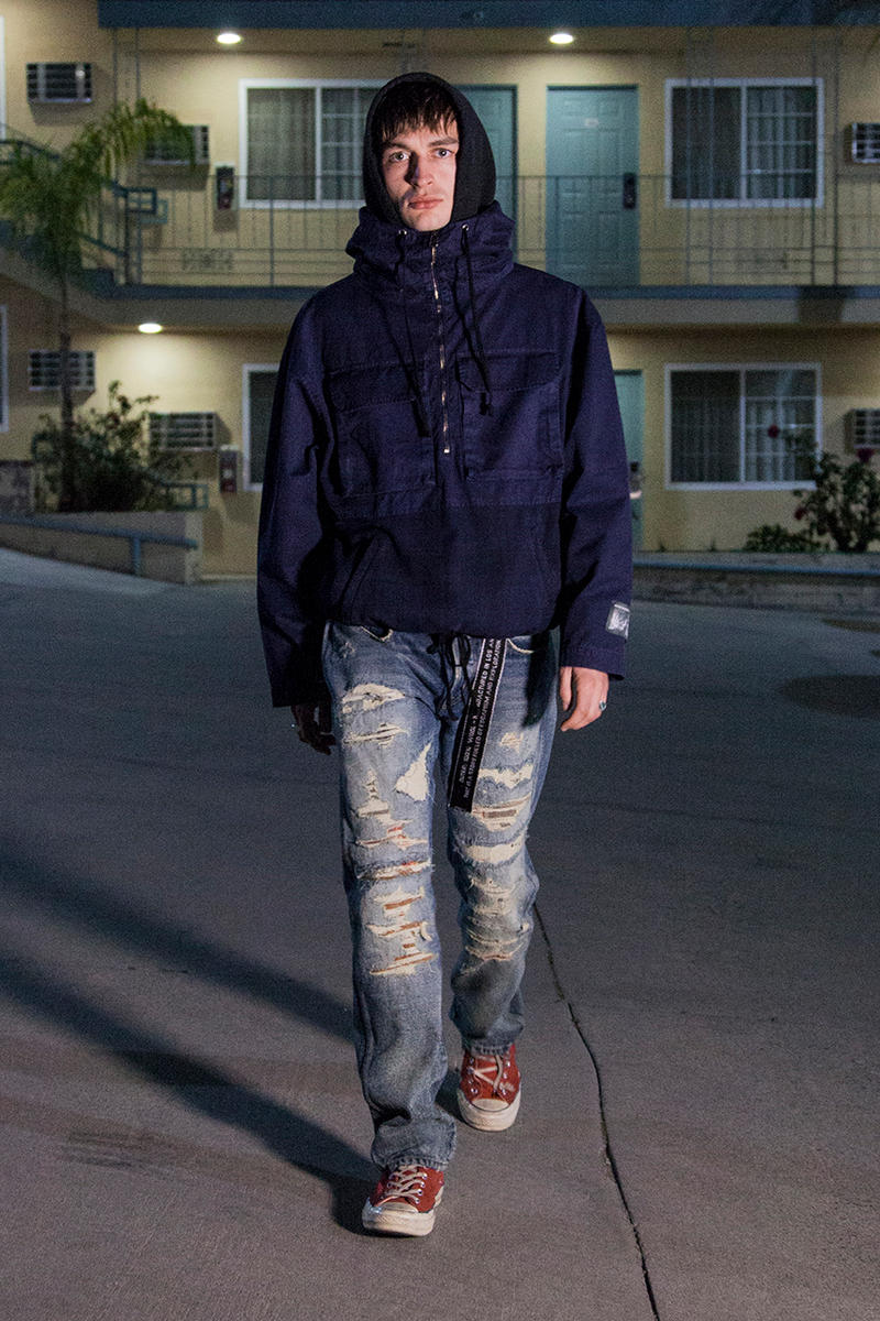 Reese Cooper Fall Winter 2019 Lookbook collection drop release date info los angeles california