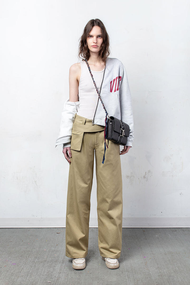 61d9249797 Reese Cooper FW19 fall winter 2019 Womenswear Collection Lookbook debut