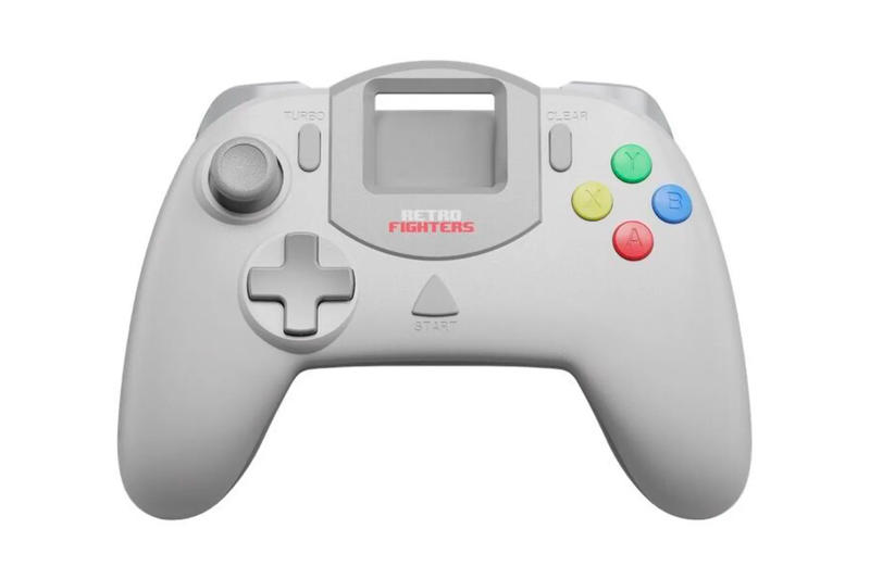 Retro Fighters Next Gen Dreamcast Controller Info Kickstarter Gaming SEGA Dreamcast Seaman Virtual On Ready 2 Rumble Boxing Shenmue