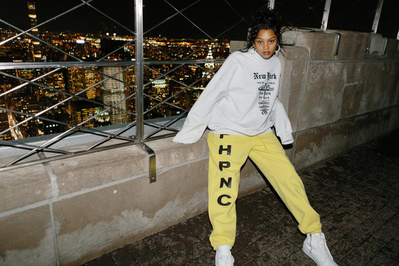 richardson spring summer 2019 collection lookbook images new york city graphics