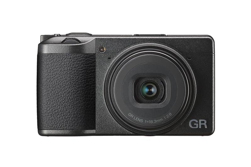 Ricoh GrIII Camera Release Info