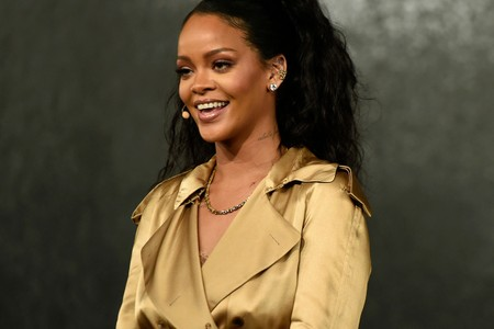 More Details Emerge About Rihanna's LVMH-Backed Luxury Line