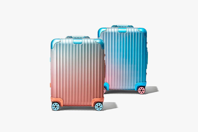 6f3e5ee0e470 RIMOWA Links up With Alex Israel for Its Latest Collaborative Suitcase