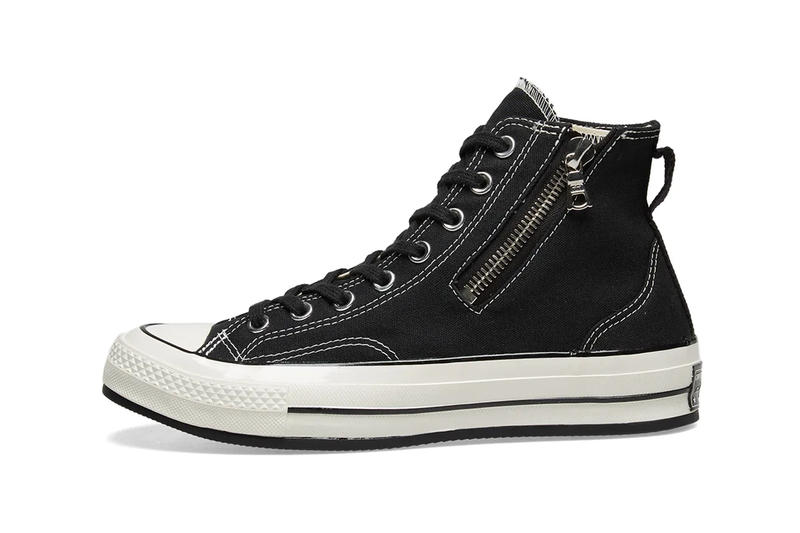 RIRI Zipper Converse Chuck Taylor All Star  70 Release Info Brown Leather  Sand Suede Black 5d4c473c6