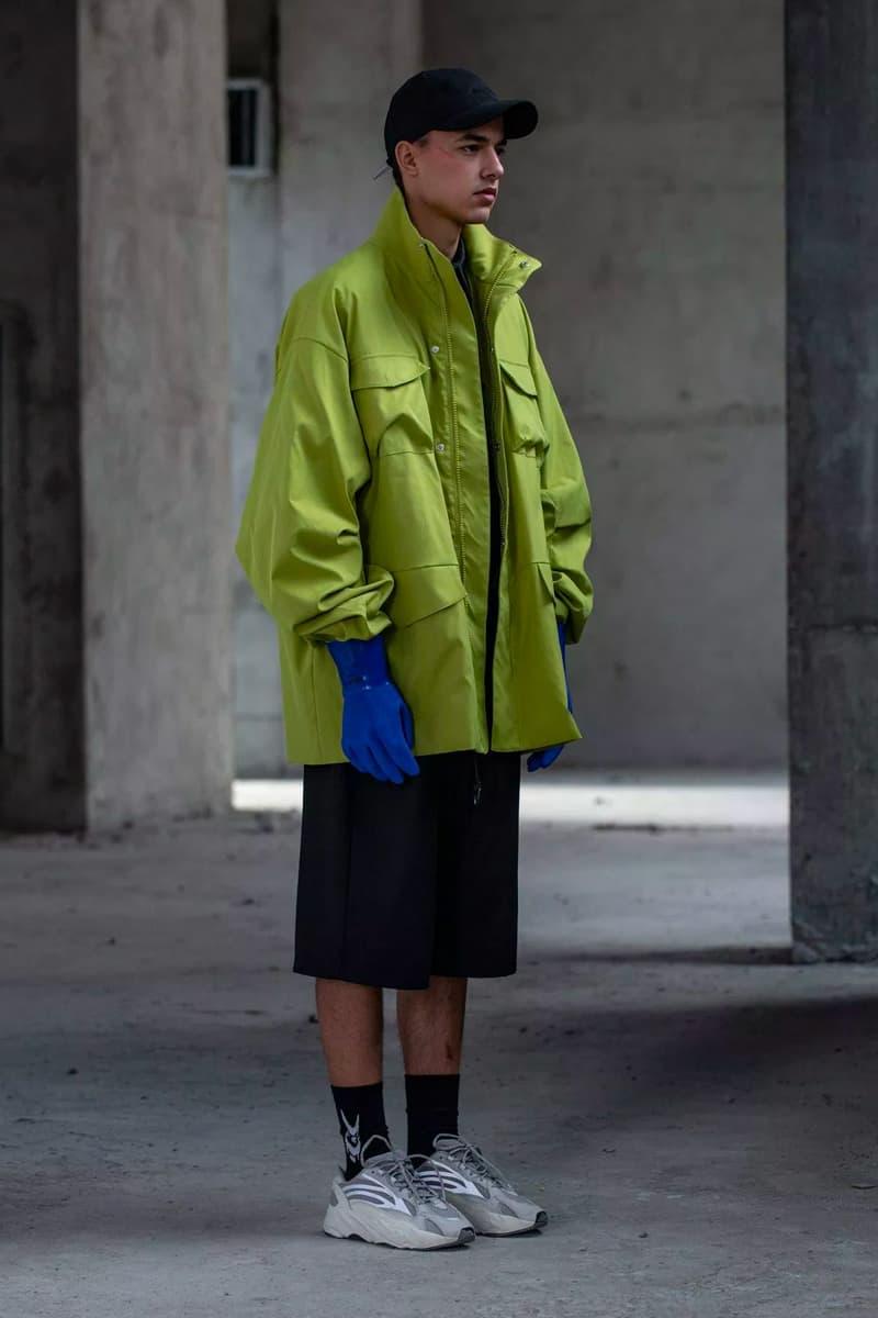 ROARINGWILD Revolutionizes Workwear in Its Spring/Summer 2019 Collection info drop release date lookbook