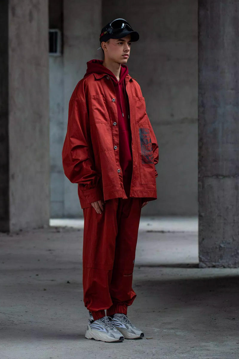 ROARINGWILD Revolutionizes Workwear in Its Spring/Summer 2019 Collection info drop release date lookbook