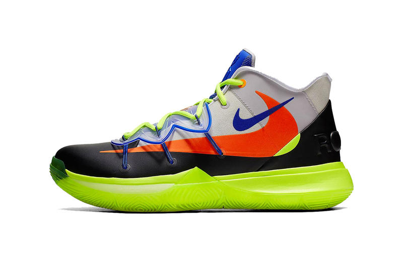 d57315b3bc9 rokit nike kyrie 5 all star release date 2019 february footwear nike  basketball kyrie irving. 1 of 6