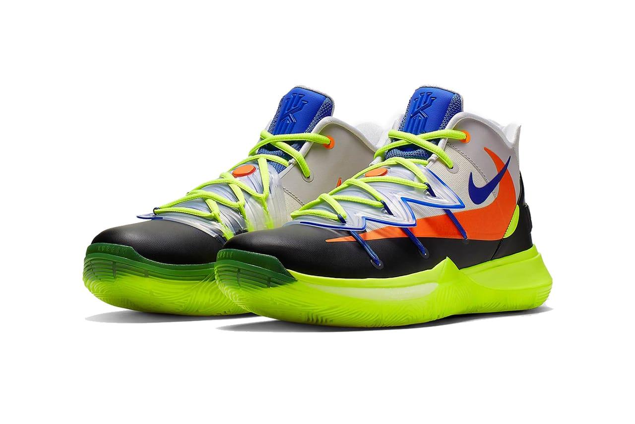 ROKIT x Nike Kyrie 5 | HYPEBEAST DROPS
