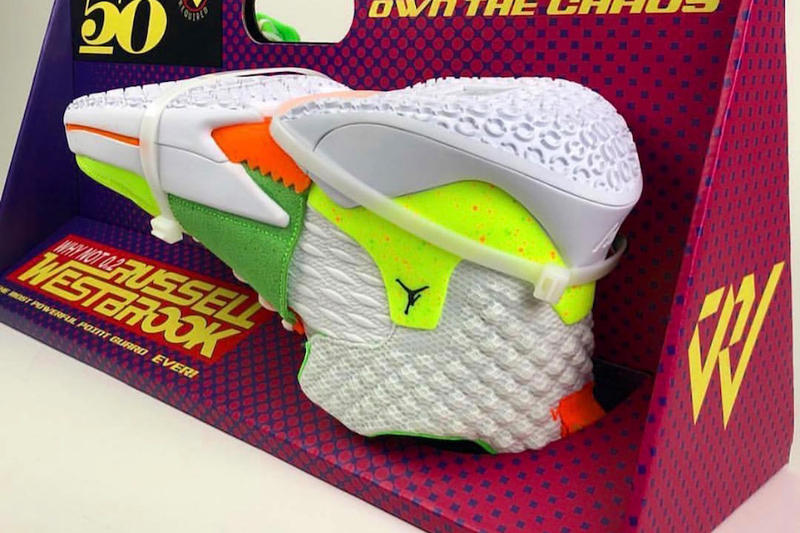 Russell Westbrook Jordan Why Not Zer02 Super Soaker Info Brand Release Info Date Unveil