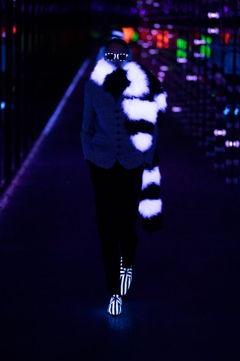 saint laurent fall winter 2019 mens collection runway show