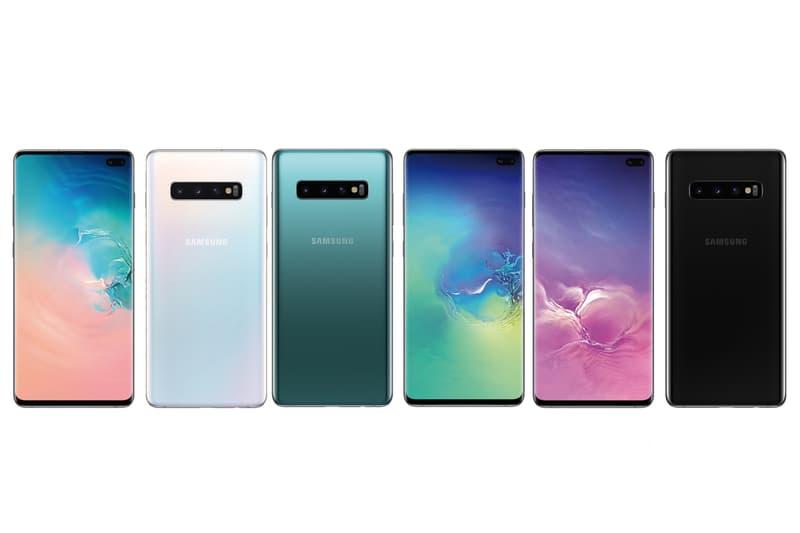 Samsung Galaxy S10e S10 S10+ Model Spec Leaks