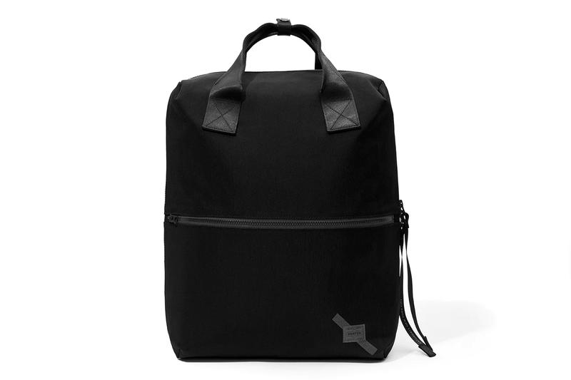 Saturdays NYC x Porter Goes Flashy With Its Latest Accessories Collection wallet brief case backpack tote bag black light nylon images info drop release date price