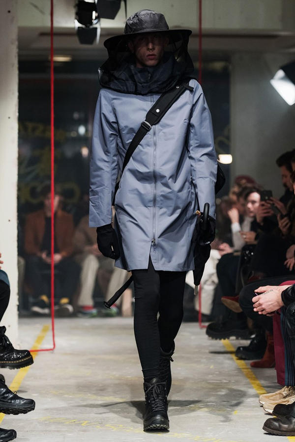 Scandinavian Man Stockholm Fashion Show 2019 info fashion functionality