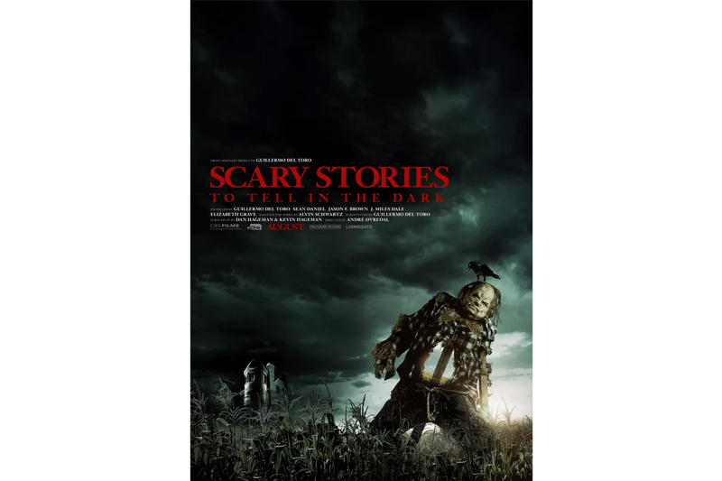 Scary Stories to Tell in the Dark Super Bowl LIII Teasers Videos Trailer Guillermo del Toro André Øvredal Big Toe Jangly Man Red Spot The Pale Lady CBS Films