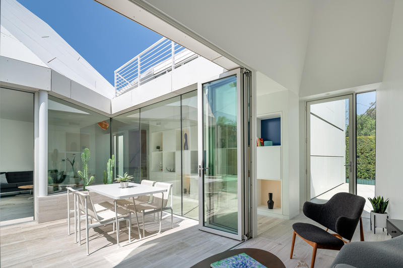FreelandBuck second house Single Family Residence Los Angeles Home Design Architecture Modern Monolithic