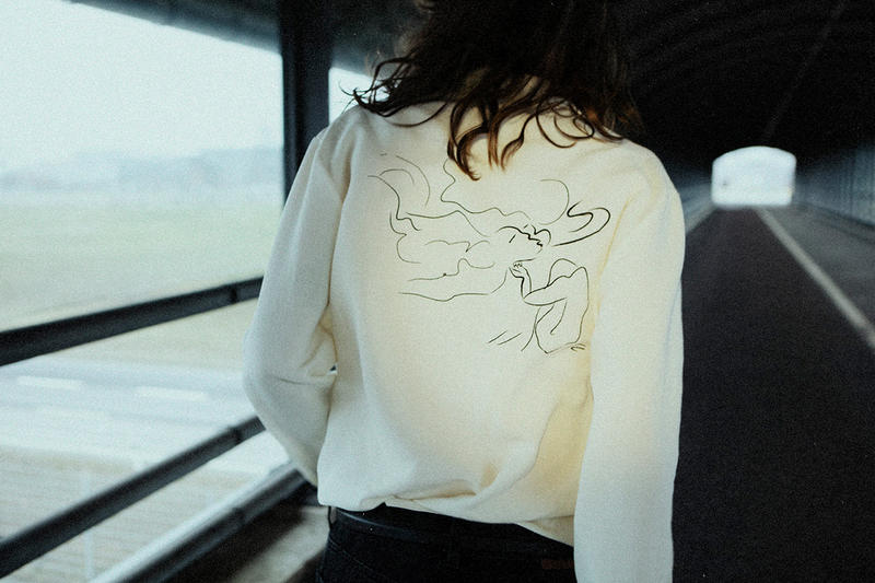 Séfr Fall/Winter 2019 Lookbook Sweden Scandinavian Menswear Fashion First Look Matchesfashion.com Oi Polloi Totokaelo Voo Store