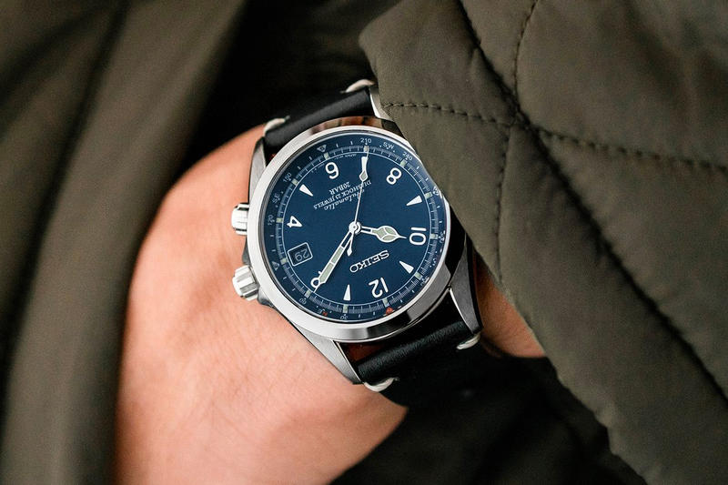 Seiko Alpinist Watch U.S. Exclusive Release Japan movement mechanical automatic watches