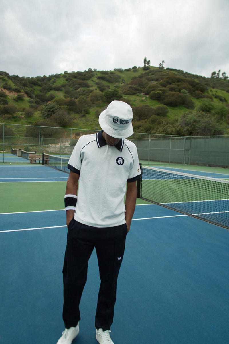 Sergio Tacchini STLA 2019 Capsule Collection release info date buy february 22 2019 tennis sportswear 1966
