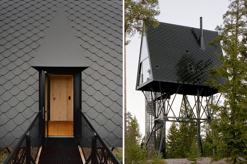 Sivilarkitekt Espen Surnevik AS PAN-cabins outdoors nordic Swedish Finland Winter Migration Buildings Cool Homes Travel Vacation Cold