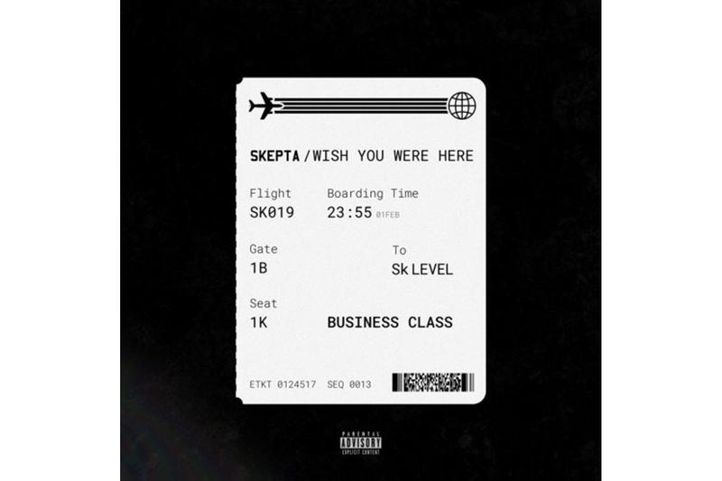 """Skepta """"Wish You Were Here"""" Diss Wiley """"Boy Better Know"""" Dizzee Rascal Diss Feud Beef"""