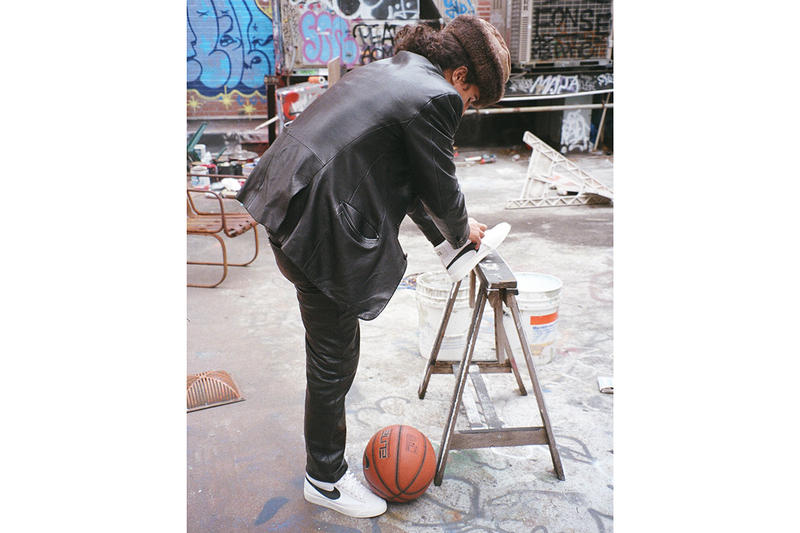 Slam Jam Socialism Nike Blazer Class 1977 Inverted Swoosh Wider Release Information Milano Museo Marino Marini Gonzalez Haase ONYX Collective