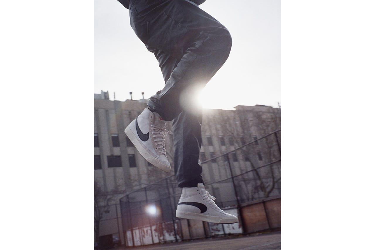 Slam Jam x Nike Blazer \