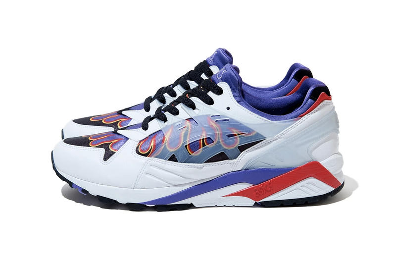 UPDATE: Sneakerwolf Debuts a Fiery ASICSTIGER GEL-Kayano Collaboration