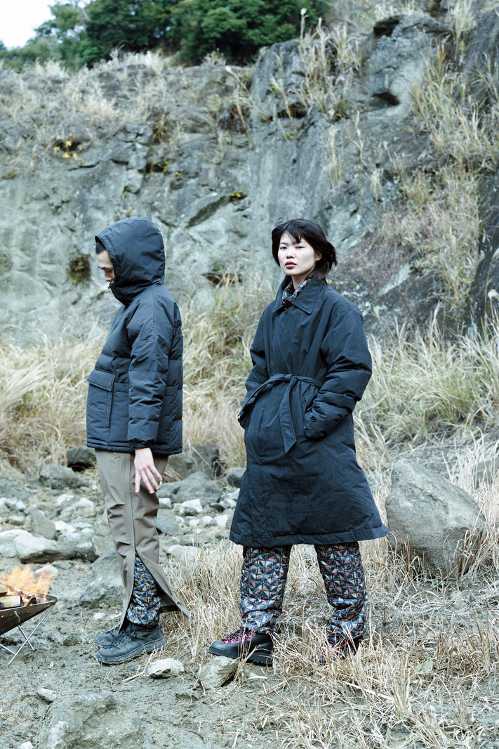 Snow Peak Fall/Winter 2019 Collection Lookbook japan hiking outdoor