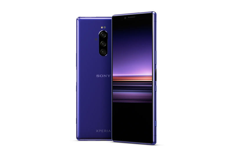 Sony Xperia 1 4K HDR OLED Smartphone Details Info Information Smartphones Phones Tech Technology