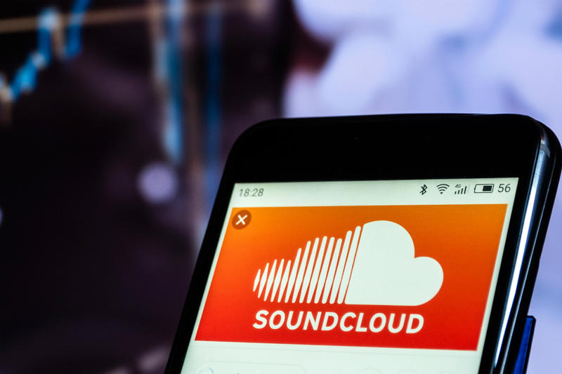 SoundCloud New Tool Spotify Tidal Apple Music Major Music Services Amazon Music Instagram
