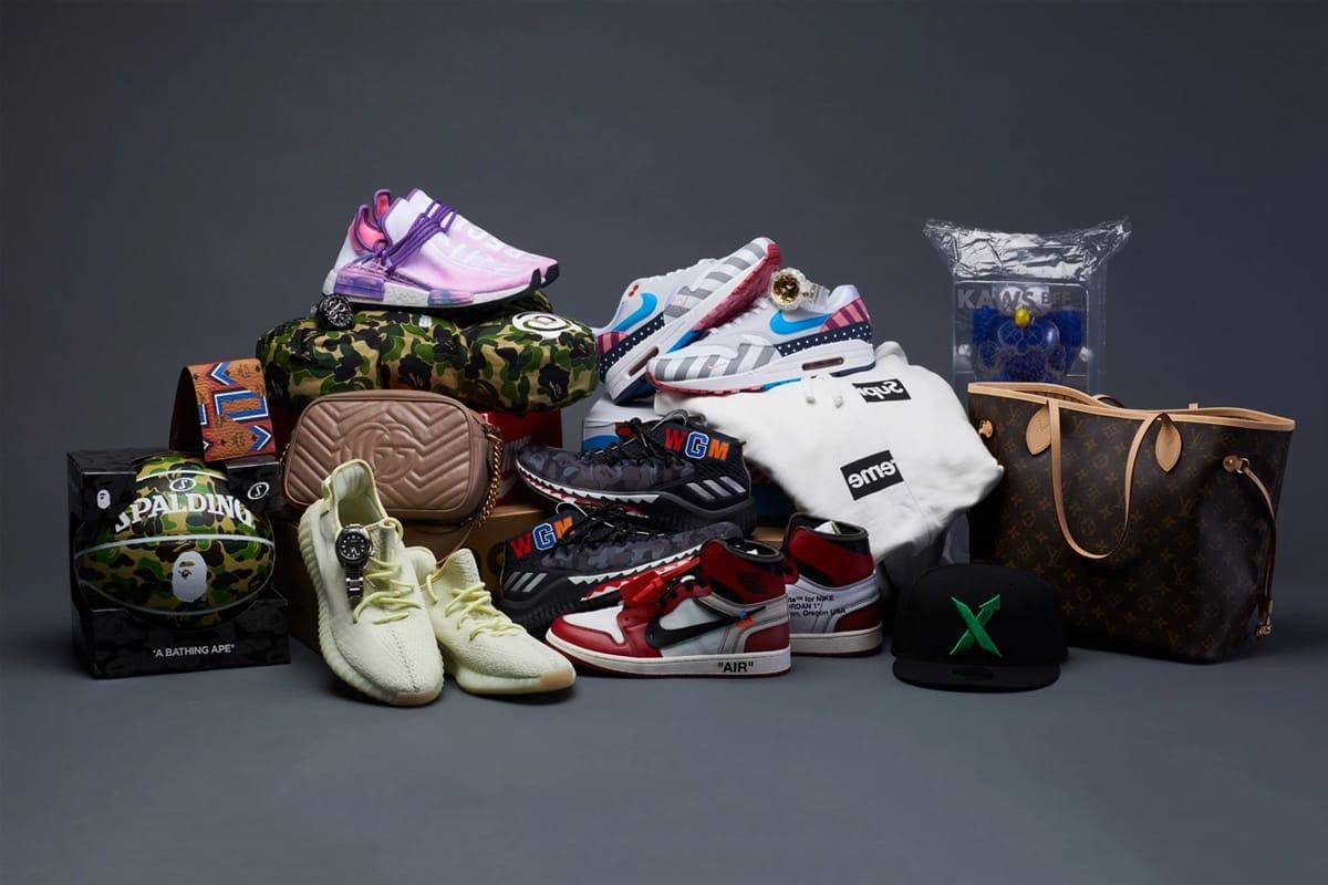LA Sneakers and Streetwear Drop-Off