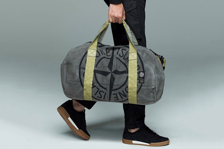 Stone Island Launches Collaborative PORTER Bags via App for Limited Time bc5a62531d6ac