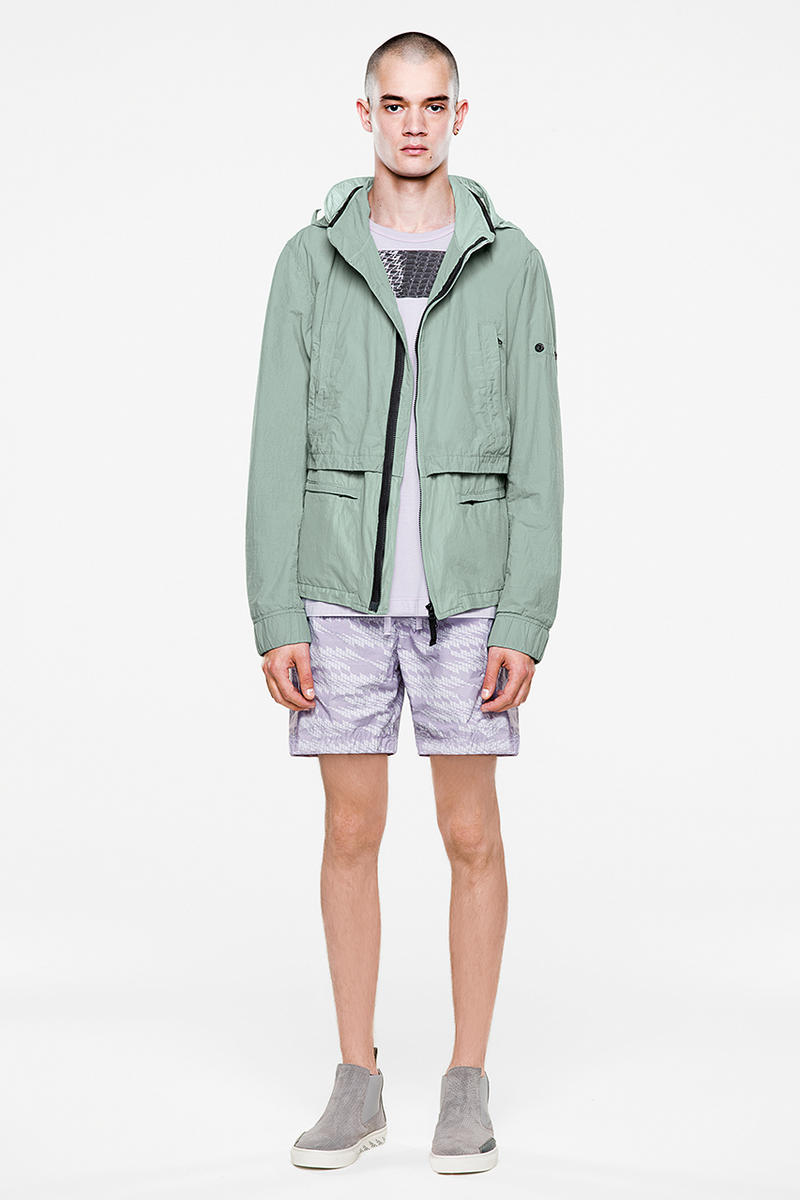 a82a6911 Stone Island Shadow Project Spring/Summer 2019 Lookbook Lookbooks Fashion  Clothing Errolson Hugh Apparel Footwear