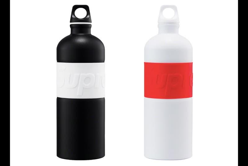Supreme Spring/Summer 2019 Accessories Sigg Water Bottles