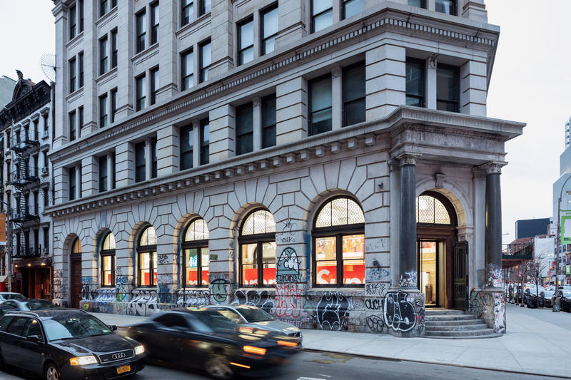 supreme nyc new york city ny Lafayette St relocation 190 bowery address relocate relocating february 2019 location spot shop store where street directions retail