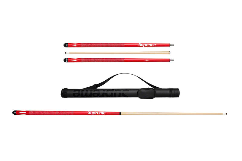 Supreme Spring/Summer 2019 Accessories Pool Cue
