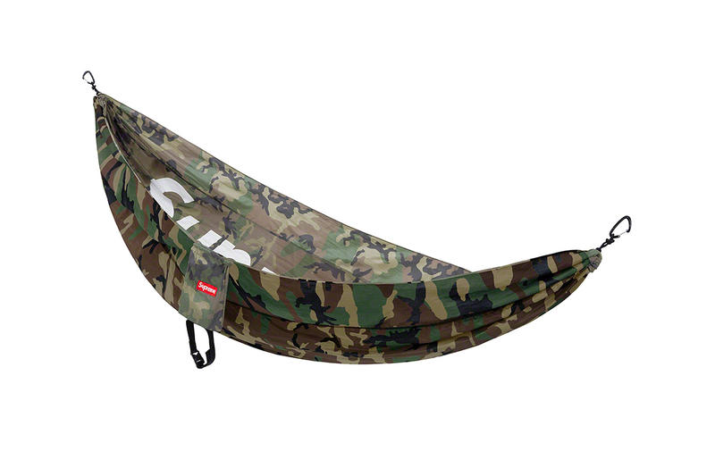 Supreme Spring/Summer 2019 Accessories Camo Hammock