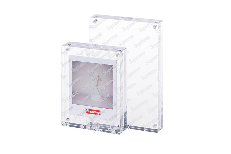 Supreme Spring/Summer 2019 Accessories Cherub Plastic Photo Display Frames