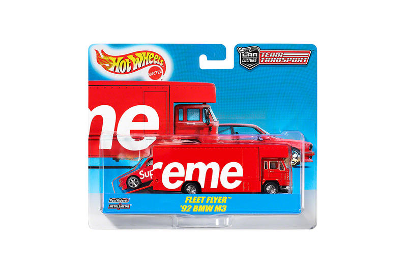 Supreme Spring/Summer 2019 Accessories Red Hot Wheels Truck