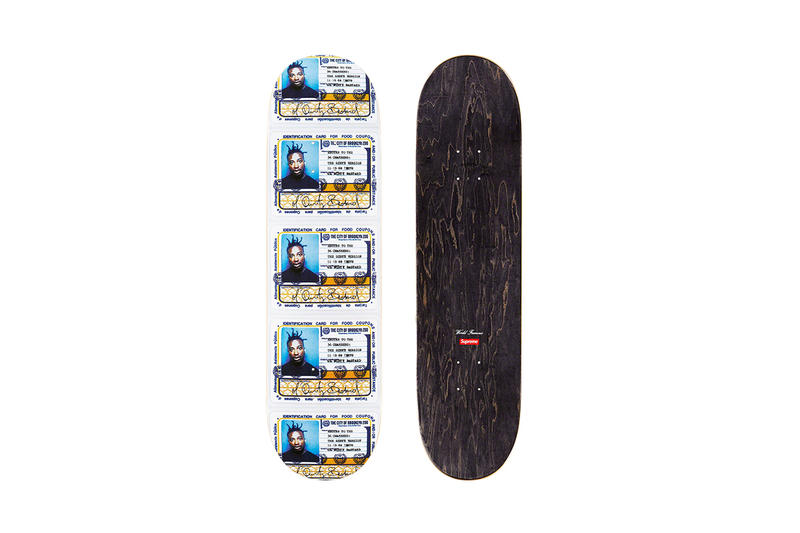 Supreme Spring/Summer 2019 Accessories Ol' Dirty Bastard Skate Deck