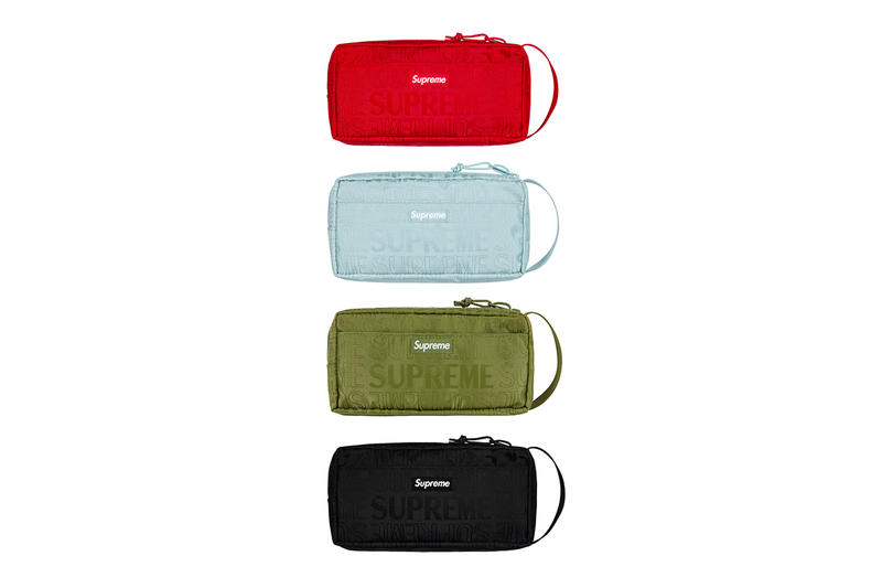 Supreme Spring/Summer 2019 Accessories Tonal Monogram Cases