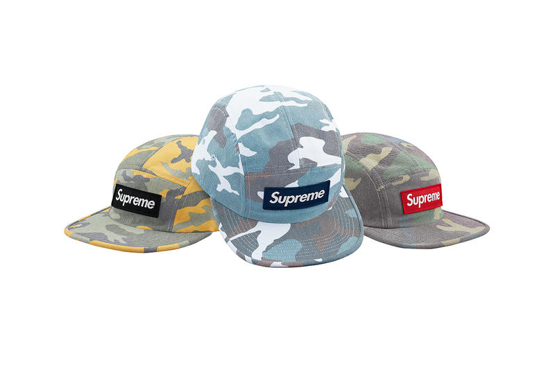 Supreme Spring/Summer 2019 Hats Caps Bucket Hats Ol' Dirty Bastard Denim Pinstripes