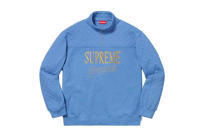 Supreme 2019 Spring/Summer Sweats Collection