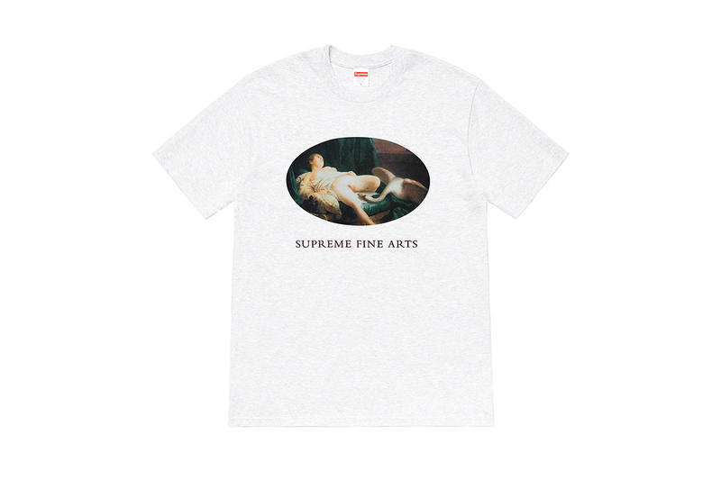 Supreme 2019 Spring/Summer Tees Collection | HYPEBEAST